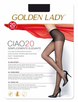 Rajstopy Golden Lady Ciao 20 den